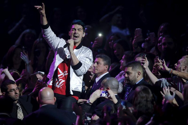 Joe Jonas (Reuters)