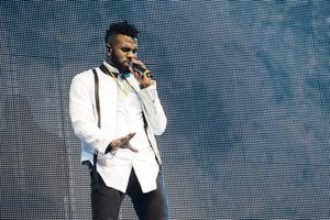 Jason Derulo hospitalised in Paris