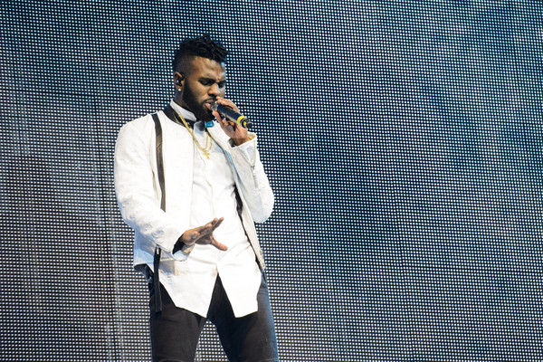 Jason DeRulo (AAP, file)