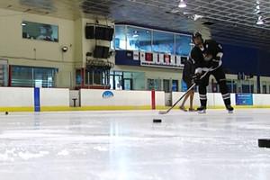 Sky's the limit for Kiwi ice hockey hopeful