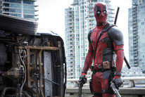 Deadpool is in cinemas now