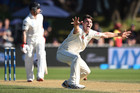 Video highlights: Black Caps trail Australia by 201 runs at stumps on day three - First Test