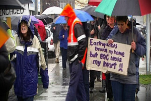 4 EQC protesters: 4 years on
