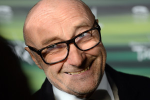 Phil Collins (AAP)