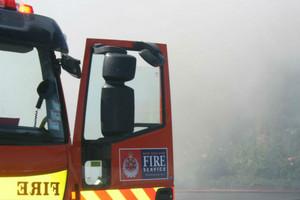 House destroyed in Waiheke blaze