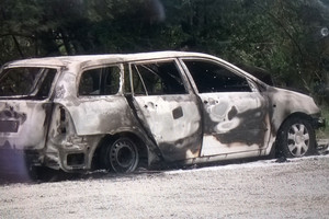Body found in burnt-out car in Marlborough