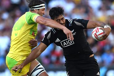 Video highlights: All Blacks Sevens steal 27-24 win over Australia in final