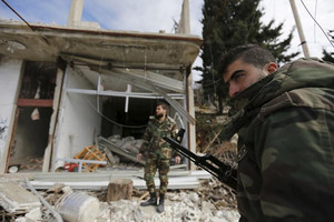 Syrian forces threaten to overrun rebels
