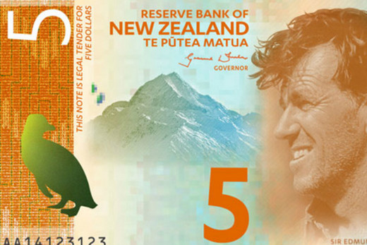 History of NZ money