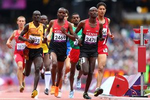 About 40 Kenyan athletes have been banned for doping in the last three years (Getty)