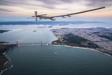 Solar Impulse 2 (Getty)