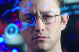 Joseph Gordon-Levitt as Snowden