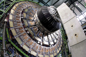 The large hadron collider (AAP)