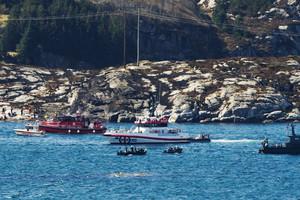 11 killed, 2 missing following Norway chopper crash