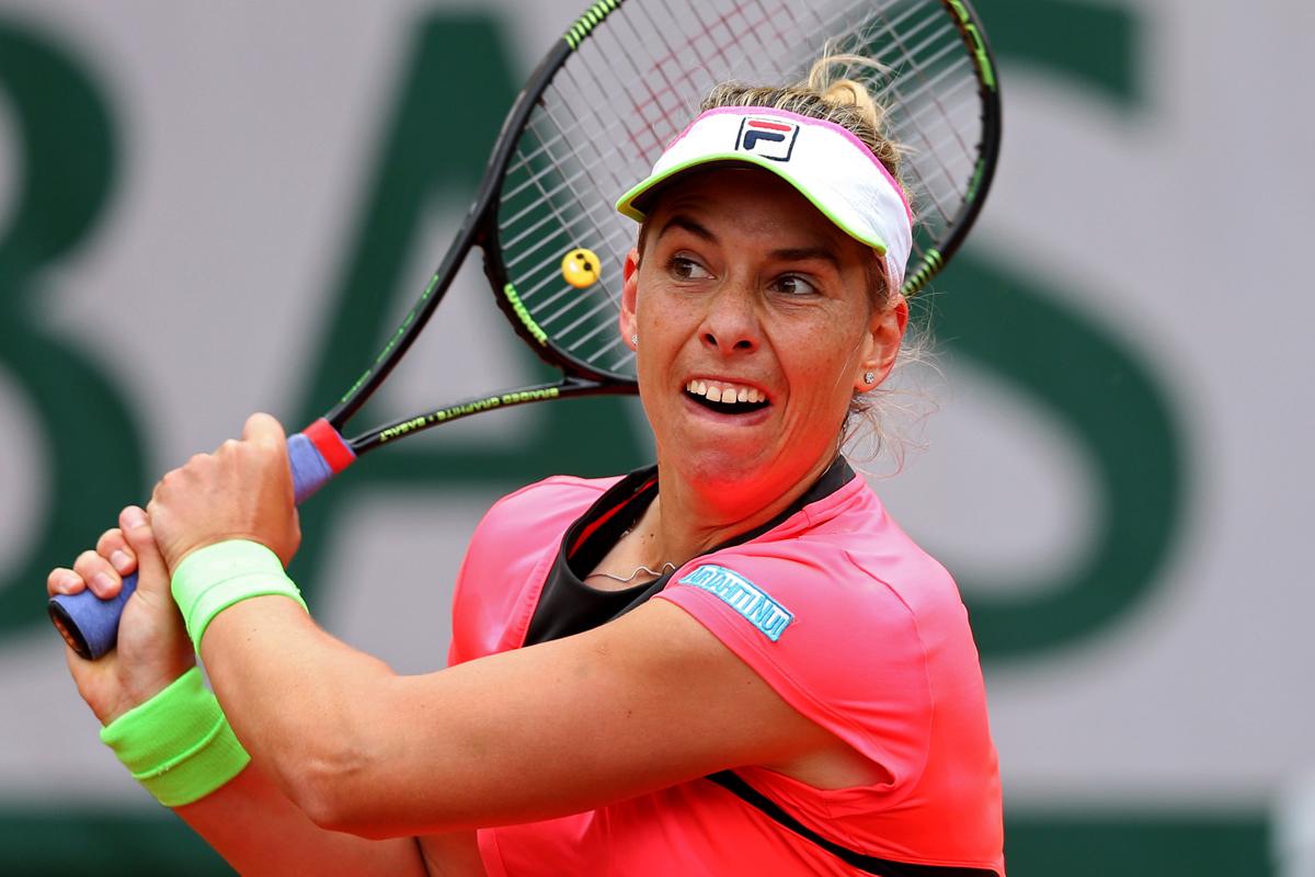 Marina Erakovic defeated in final