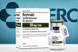 Keytruda (supplied)
