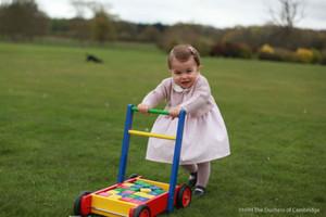 (The Duchess of Cambridge / Kensington Palce)