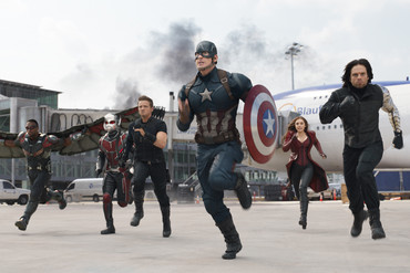 Captain America: Civil War opens on Thursday