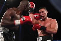 Joseph Parker fights Carlos Takam (Photosport)