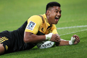 Julian Savea (Photosport)