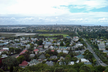 Auckland's North Shore (file)