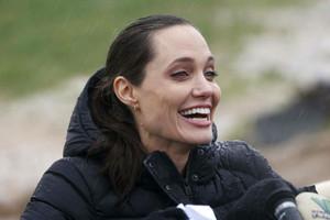 United Nations High Commissioner for Refugees Special Envoy Angelina Jolie (Reuters)