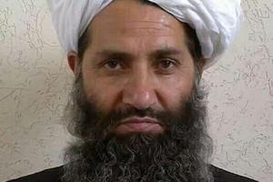 Mullah Haibatullah Akhundzada (Taliban/Twitter)