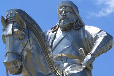 Genghis Khan (Getty)