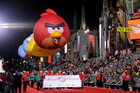 Angry Birds hits the big screen with new movie