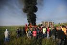 Hollande won't let protesters strangle economy