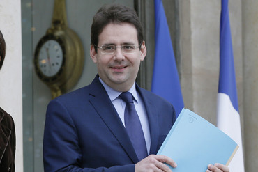 French Trade Minister Matthias Fekl. (Reuters)