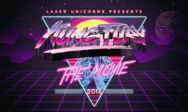 Kung Fury II poster