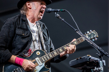 Neil Young (Getty)