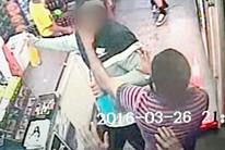 Violent Papatoetoe dairy robbery caught on camera