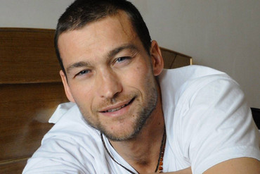 Andy Whitfield (Facebook)