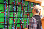 Asian shares in seventh day of falls