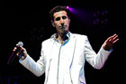 Serj Tankian goes acoustic with protest song