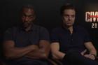 Falcon and Winter Soldier talk Civil War