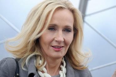JK Rowling (AAP)