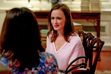 Alexis Bledel as Rory Gilmore