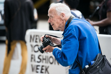 Bill Cunningham (Getty)