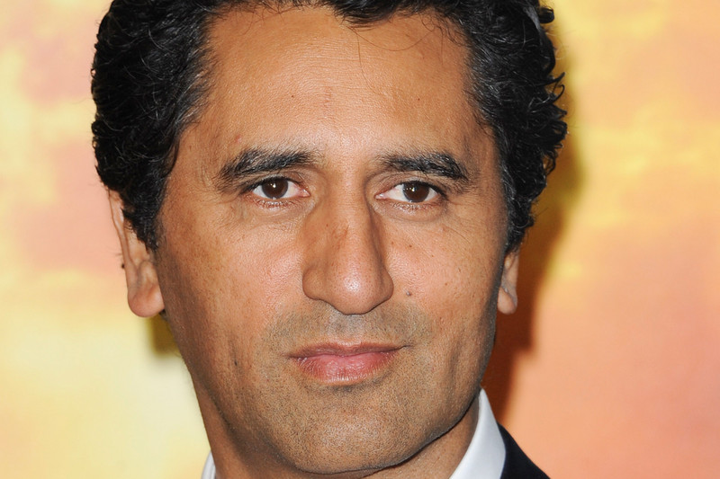 Cliff Curtis at the Fear The Walking Dead Season 2 premiere (AAP)