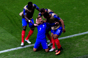 Video highlights: France beat Ireland 2-1 in last 16 of Euro 2016