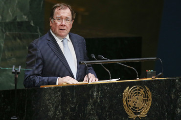 Foreign Minister Murray McCully (Reuters, file)