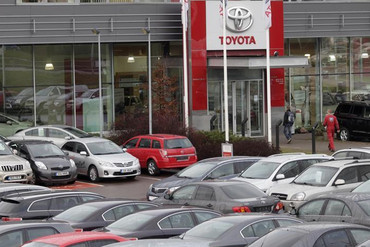 In New Zealand 1162 vehicles are being recalled, part of the 1.43 million worldwide (Reuters)
