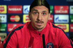 Zlatan Ibrahimovic (Reuters)