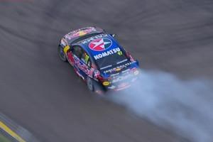 Video: Sparks fly for Shane van Gisbergen in Townsville