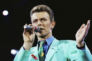 David Bowie (Reuters)