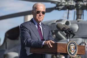 US Vice President Joe Biden (Getty file)