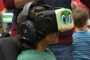 Virtual reality captures the next generation